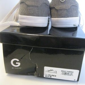Guess Shoes - Guess Oleex Canvas Shoes - Size 8.5M - Grey